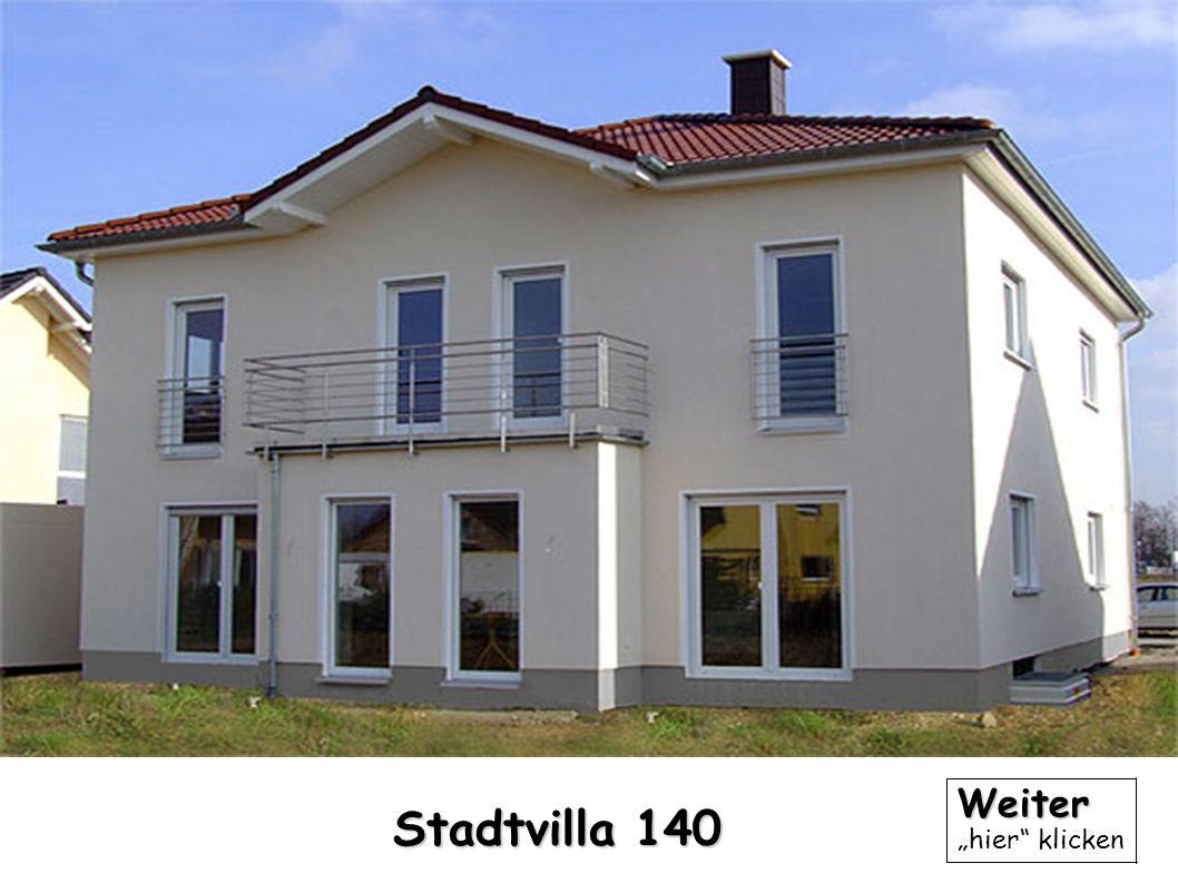 """Weiter """"hier klicken Stadtvilla 140"""