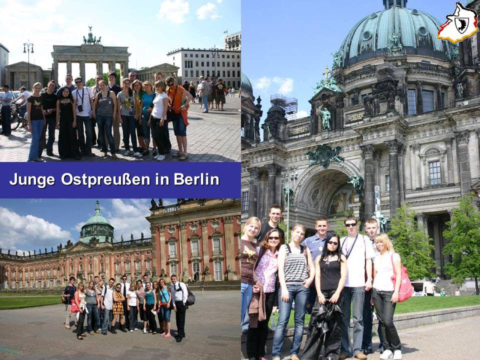 Junge Ostpreußen in Berlin