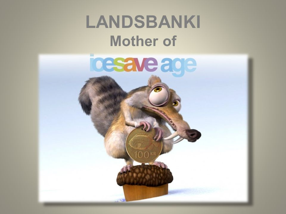 LANDSBANKI Mother of