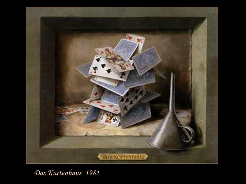 Das Kartenhaus 1981