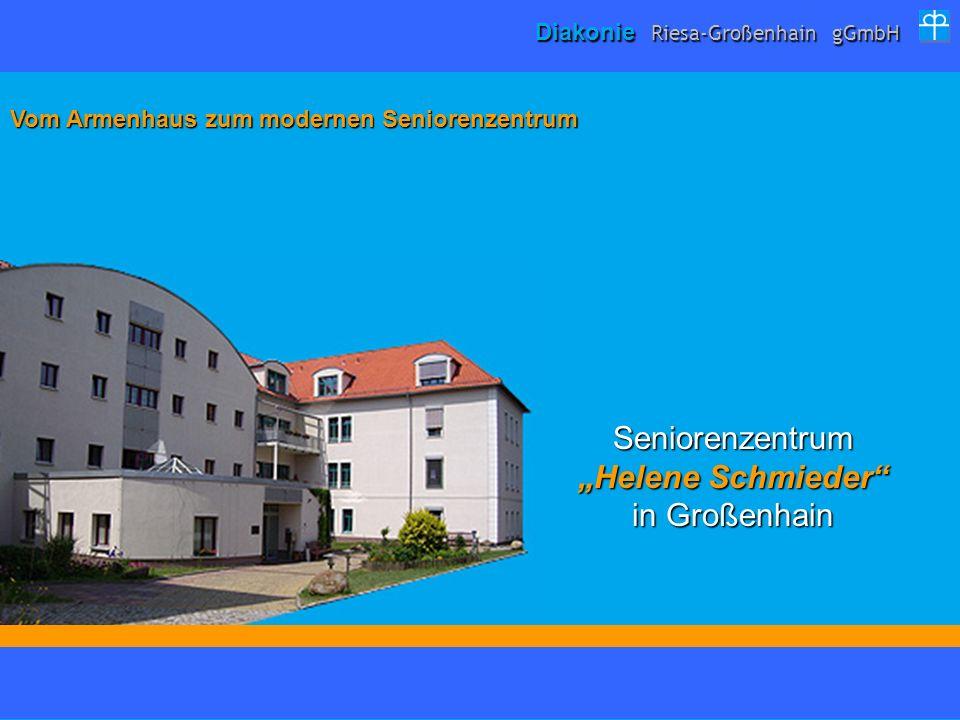 """Seniorenzentrum """"Helene Schmieder in Großenhain"""