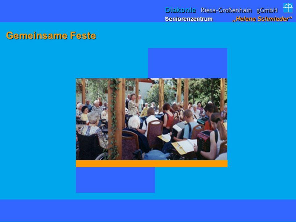 Gemeinsame Feste Diakonie Riesa-Großenhain gGmbH