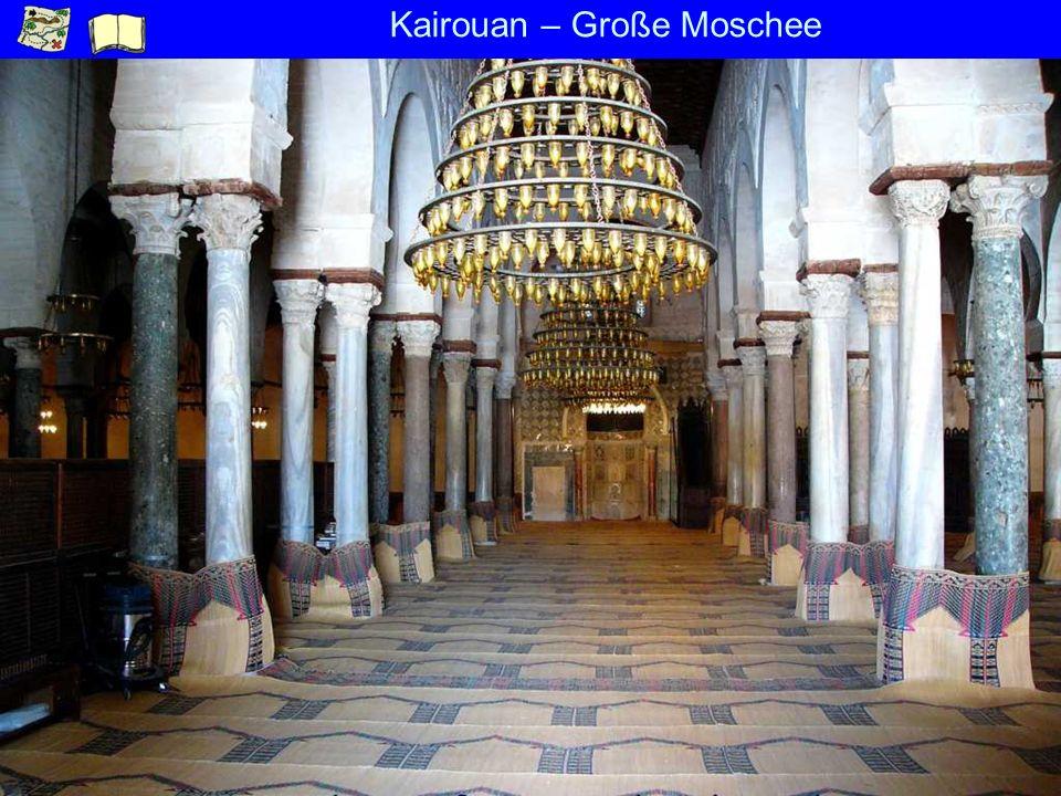 Kairouan – Große Moschee