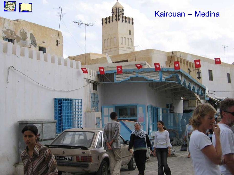Kairouan – Medina