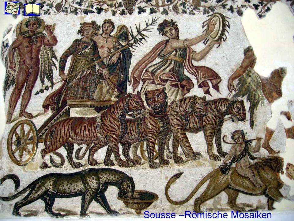 Sousse –Römische Mosaiken