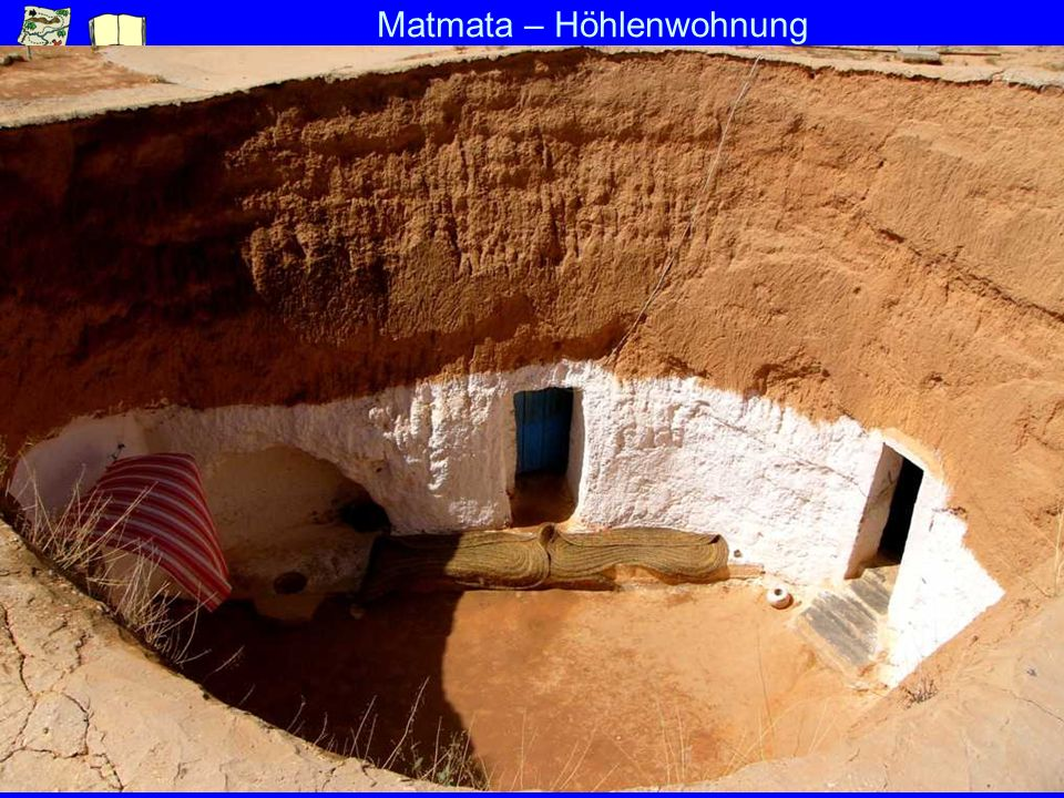 Matmata – Höhlenwohnung