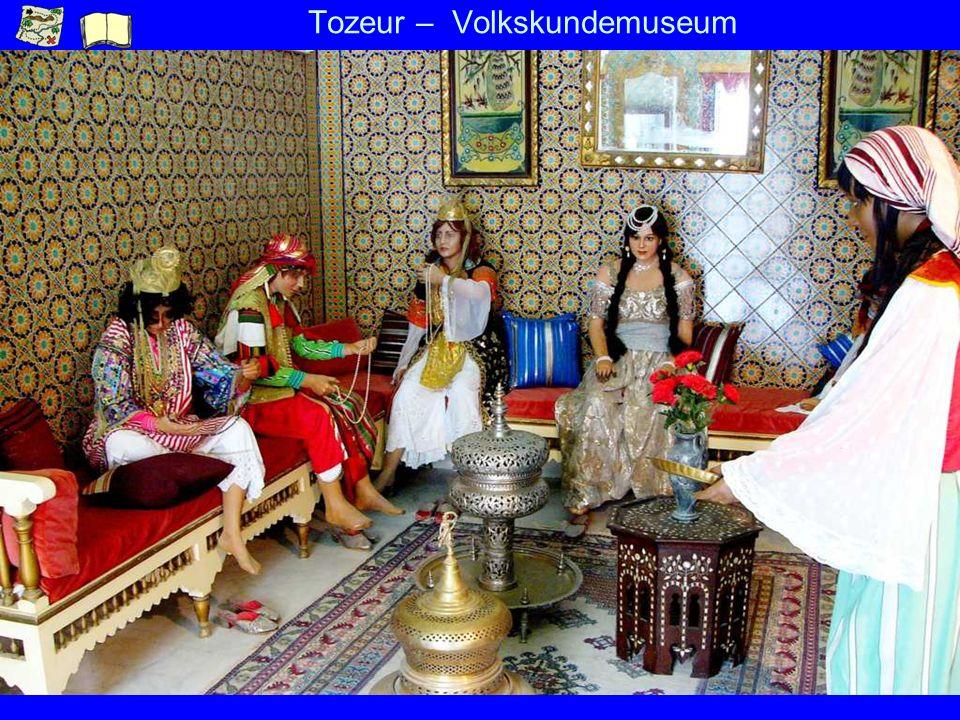 Tozeur – Volkskundemuseum