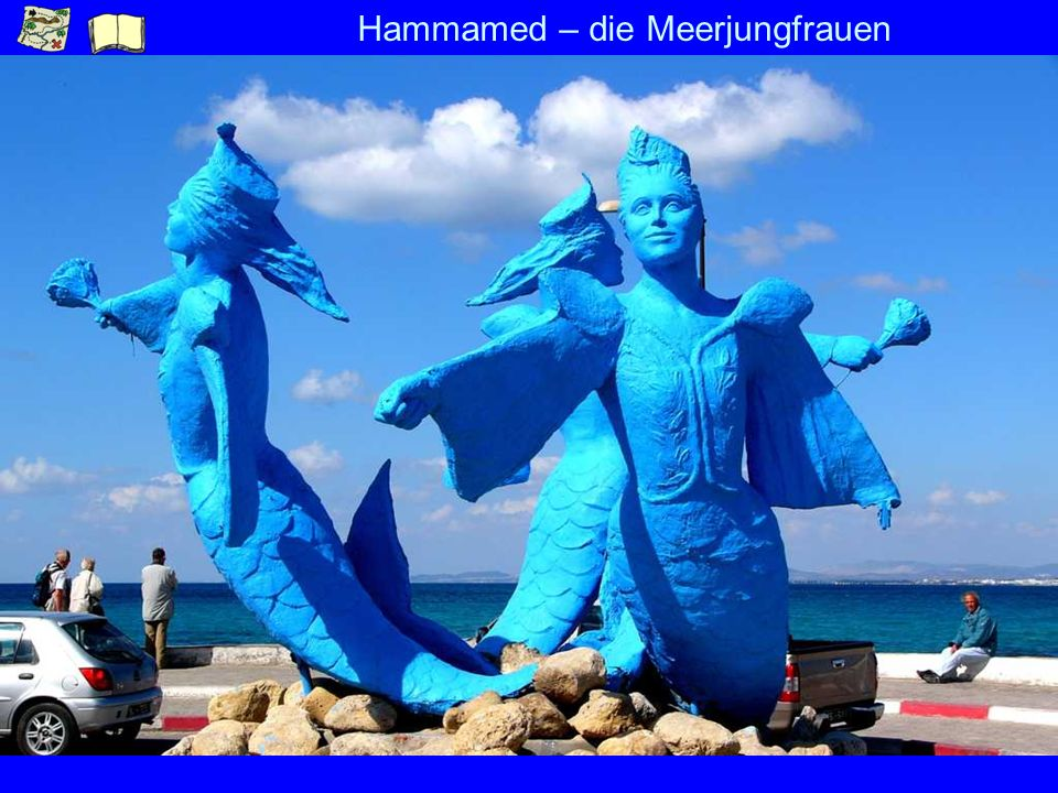 Hammamed – die Meerjungfrauen