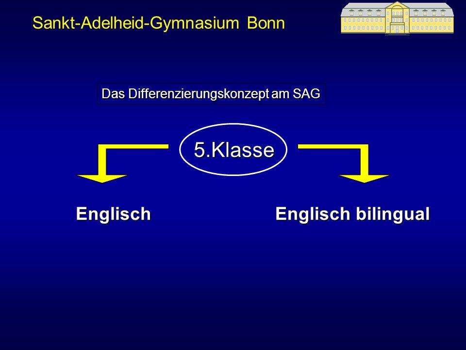 Das Differenzierungskonzept am SAG