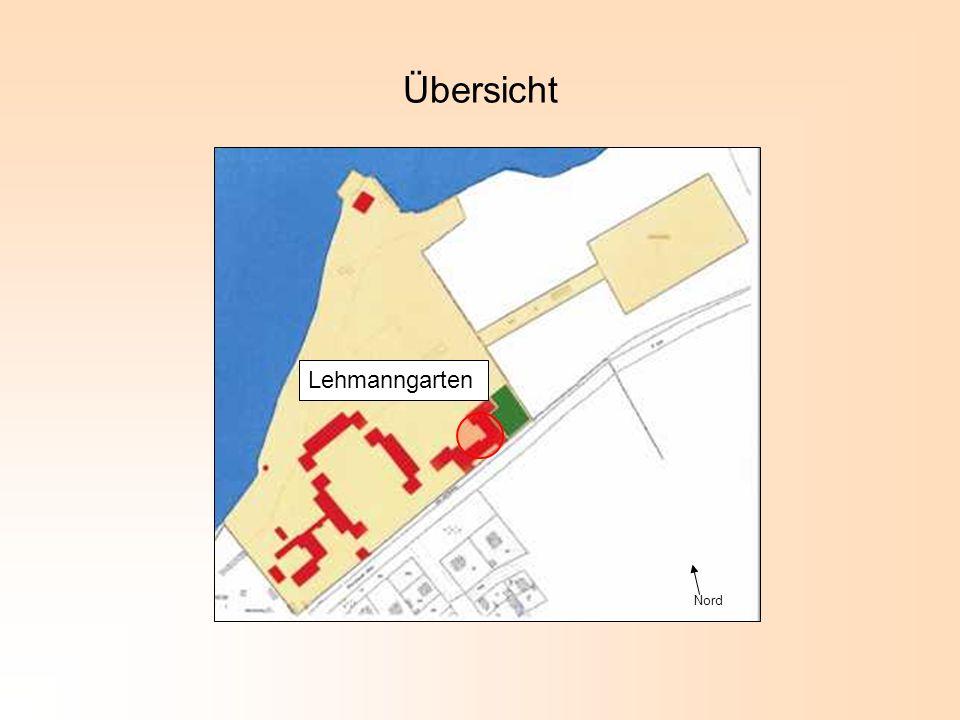 Übersicht Lehmanngarten Nord