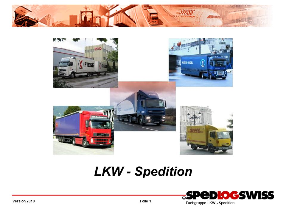 LKW - Spedition