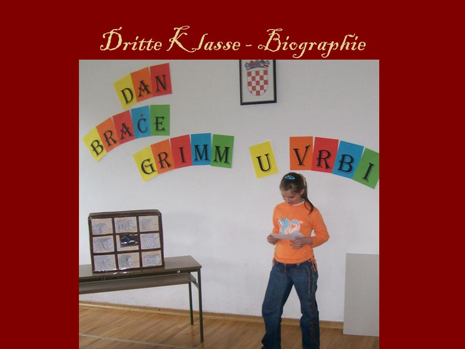 Dritte Klasse - Biographie