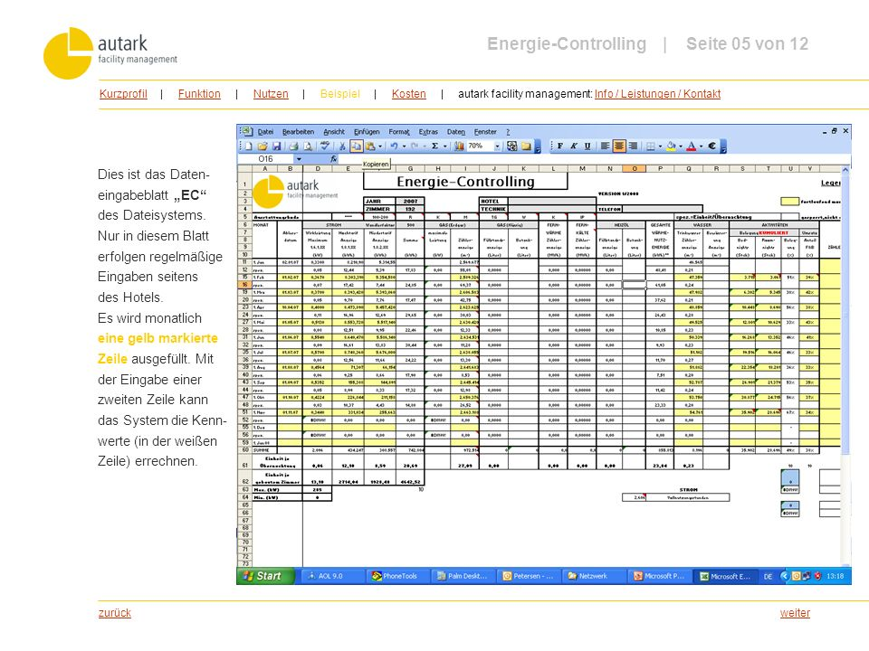 Energie-Controlling | Seite 05 von 12
