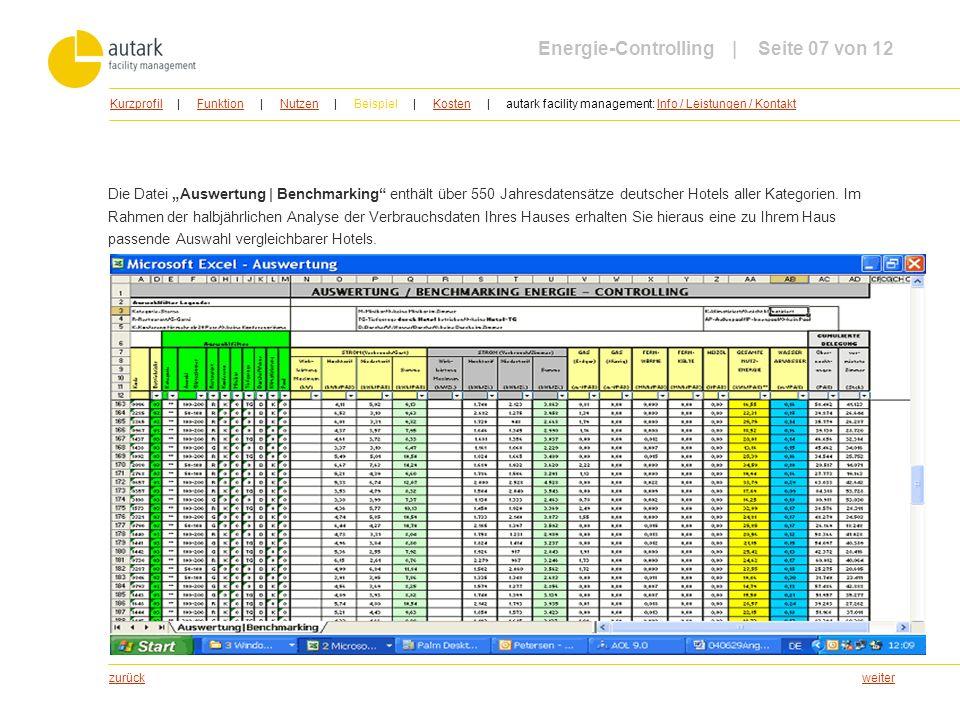 Energie-Controlling | Seite 07 von 12