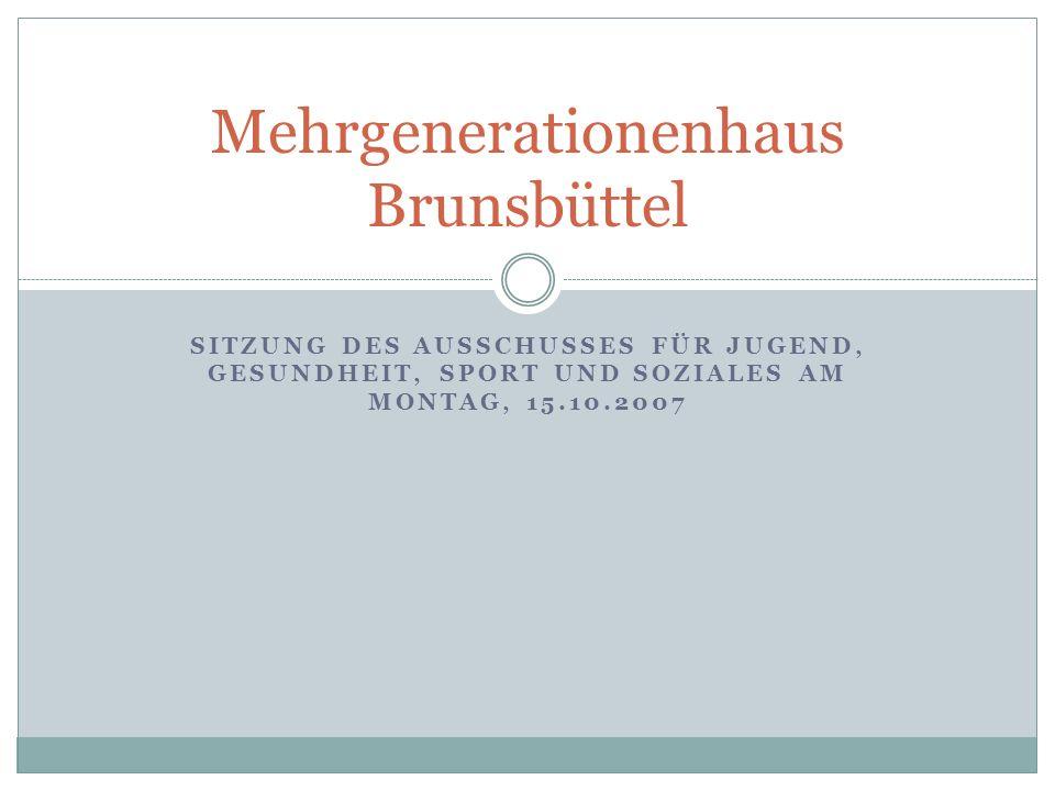 Mehrgenerationenhaus Brunsbüttel