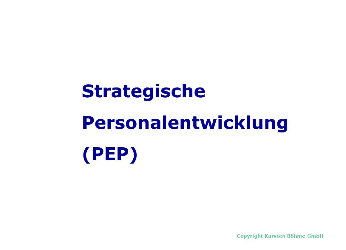 Strategische Personalentwicklung (PEP)