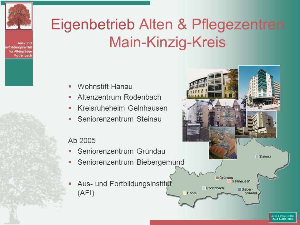 Eigenbetrieb Alten & Pflegezentren Main-Kinzig-Kreis