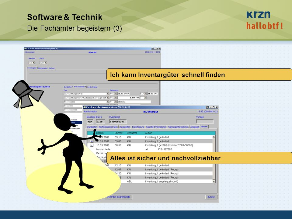 Software & Technik Die Fachämter begeistern (3)