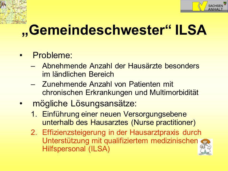 """""""Gemeindeschwester ILSA"""