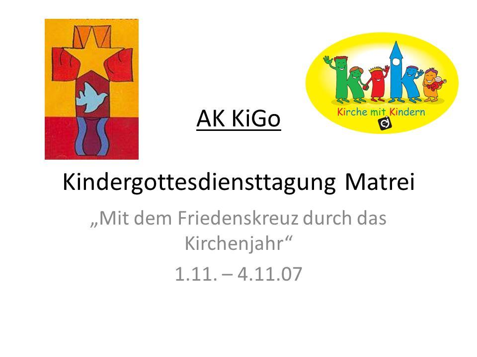 AK KiGo Kindergottesdiensttagung Matrei