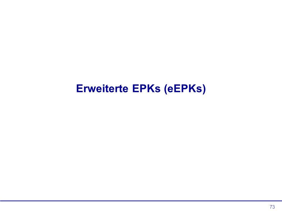 Erweiterte EPKs (eEPKs)