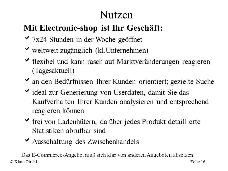 Nutzen Mit Electronic-shop ist Ihr Geschäft: