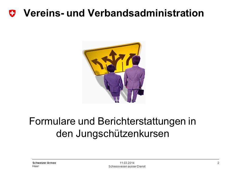 Vereins- und Verbandsadministration