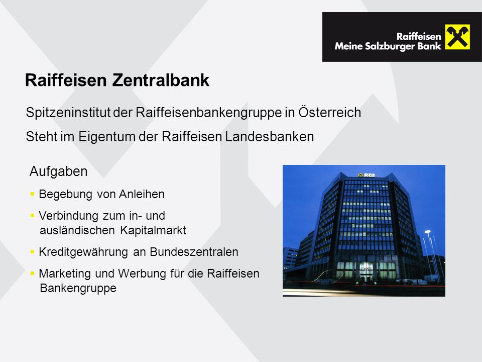 Raiffeisen Zentralbank