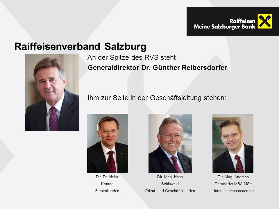 Raiffeisenverband Salzburg