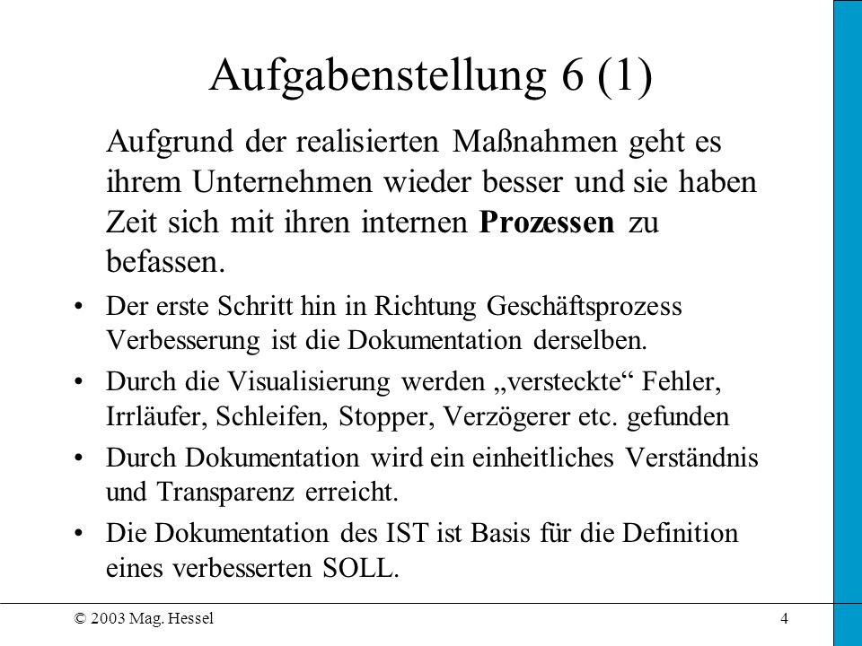 Aufgabenstellung 6 (1)
