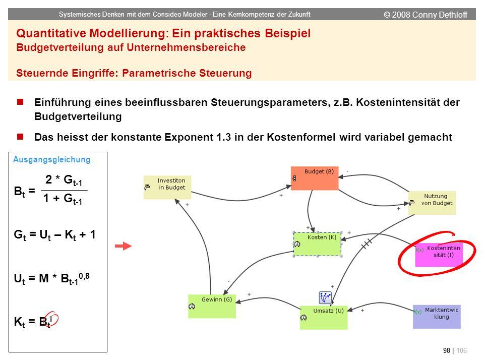 28.03.2017 Systemisches Denken mit dem Consideo Modeler - Eine Kernkompetenz der Zukunft.