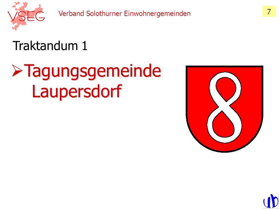 Tagungsgemeinde Laupersdorf