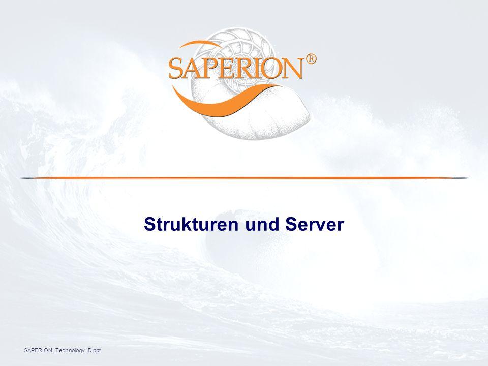 Strukturen und Server