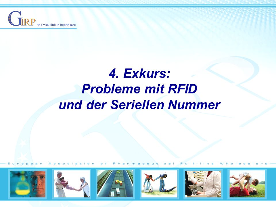 Exkurs: Probleme mit RFID und der Seriellen Nummer