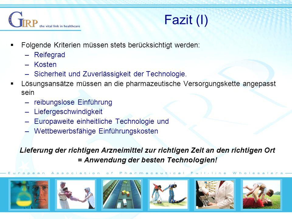 = Anwendung der besten Technologien!