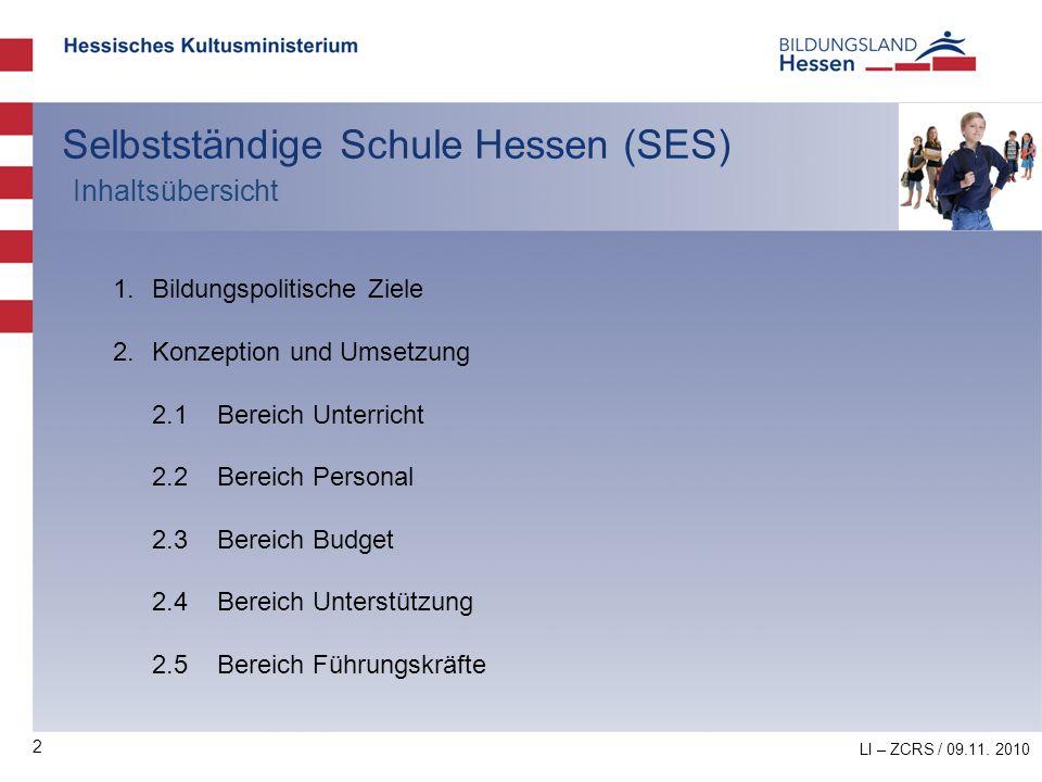 Selbstständige Schule Hessen (SES)