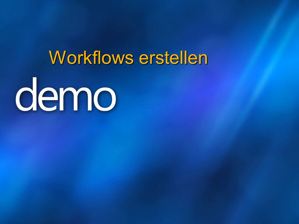 Workflows erstellen 28/03/2017 3:56 PM