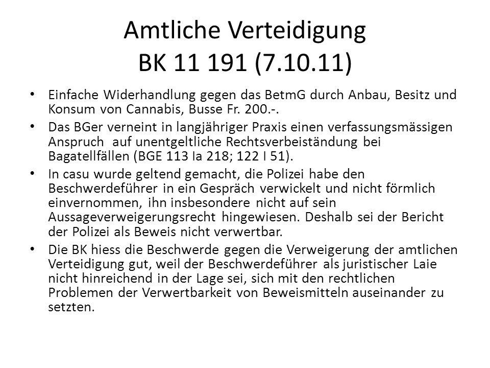 Amtliche Verteidigung BK 11 191 (7.10.11)