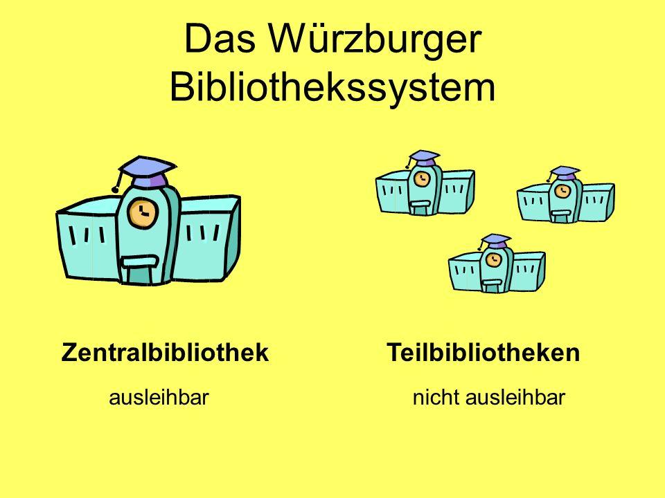 Das Würzburger Bibliothekssystem