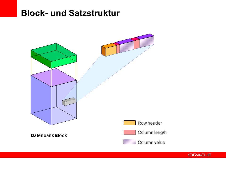 Block- und Satzstruktur