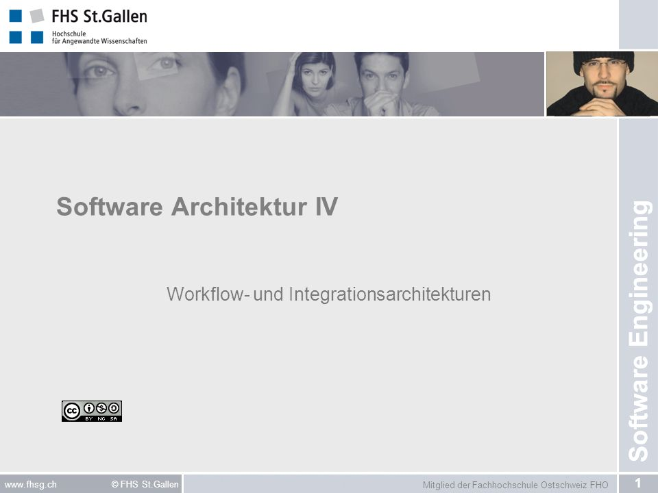 Software Architektur IV