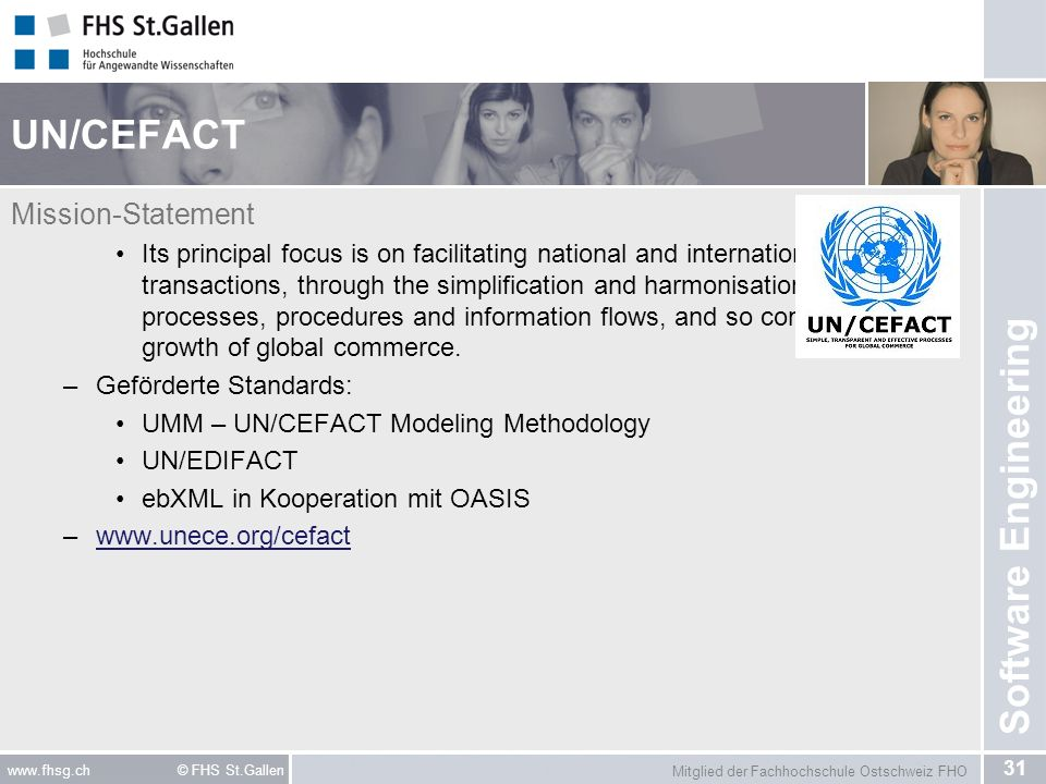 UN/CEFACT Mission-Statement