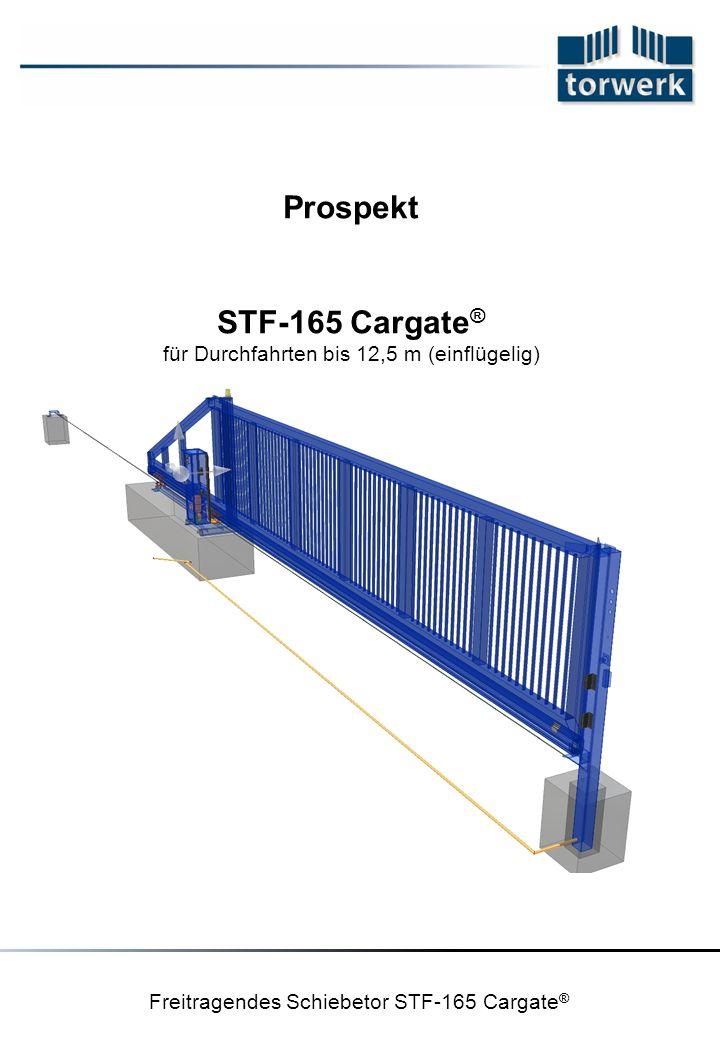 Prospekt STF-165 Cargate®