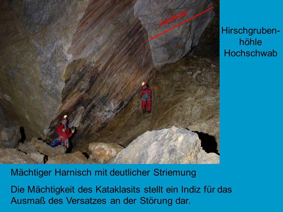 Hirschgruben- höhle Hochschwab