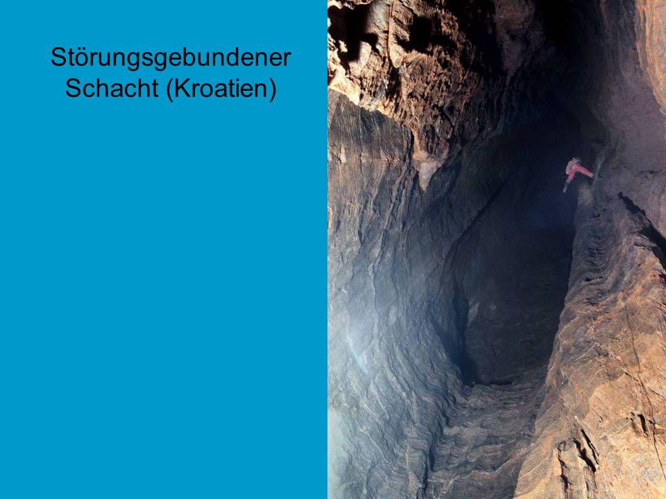 Störungsgebundener Schacht (Kroatien)