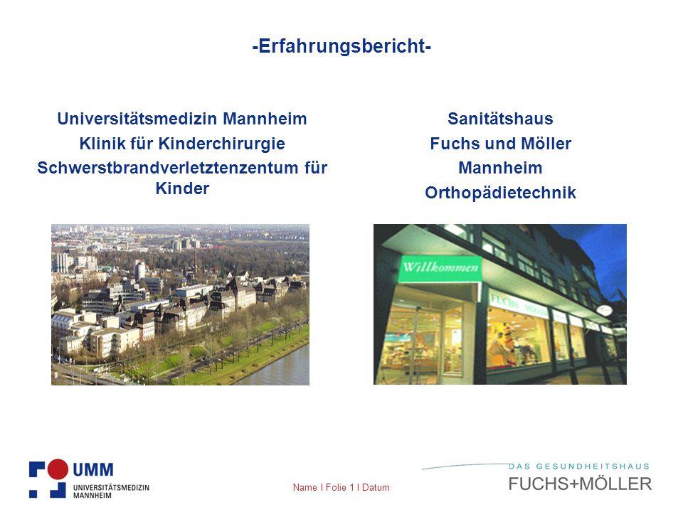 -Erfahrungsbericht- Universitätsmedizin Mannheim