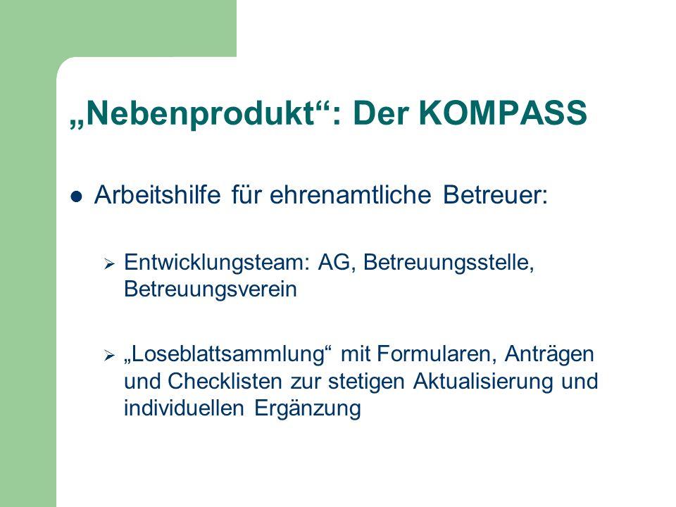 """""""Nebenprodukt : Der KOMPASS"""