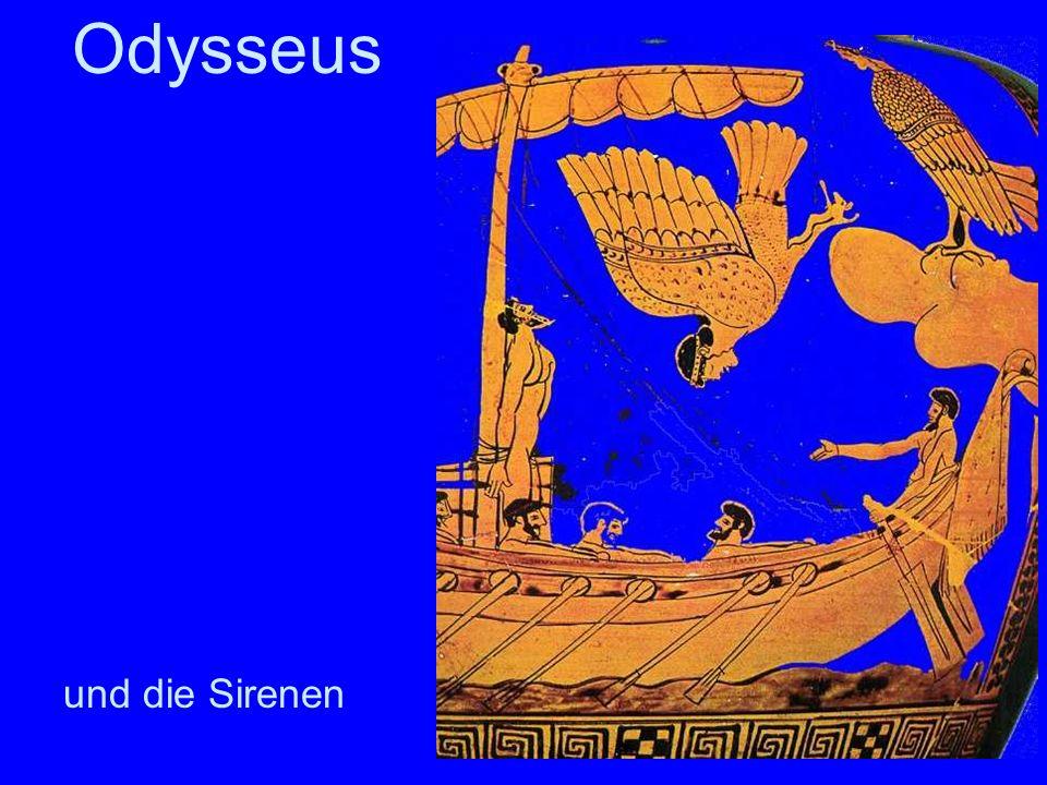 Odysseus Odysseus Sirenen und die Sirenen