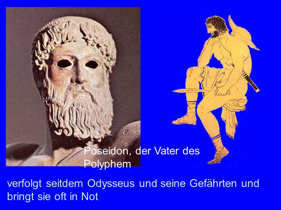 Poseidon Poseidon, der Vater des Polyphem