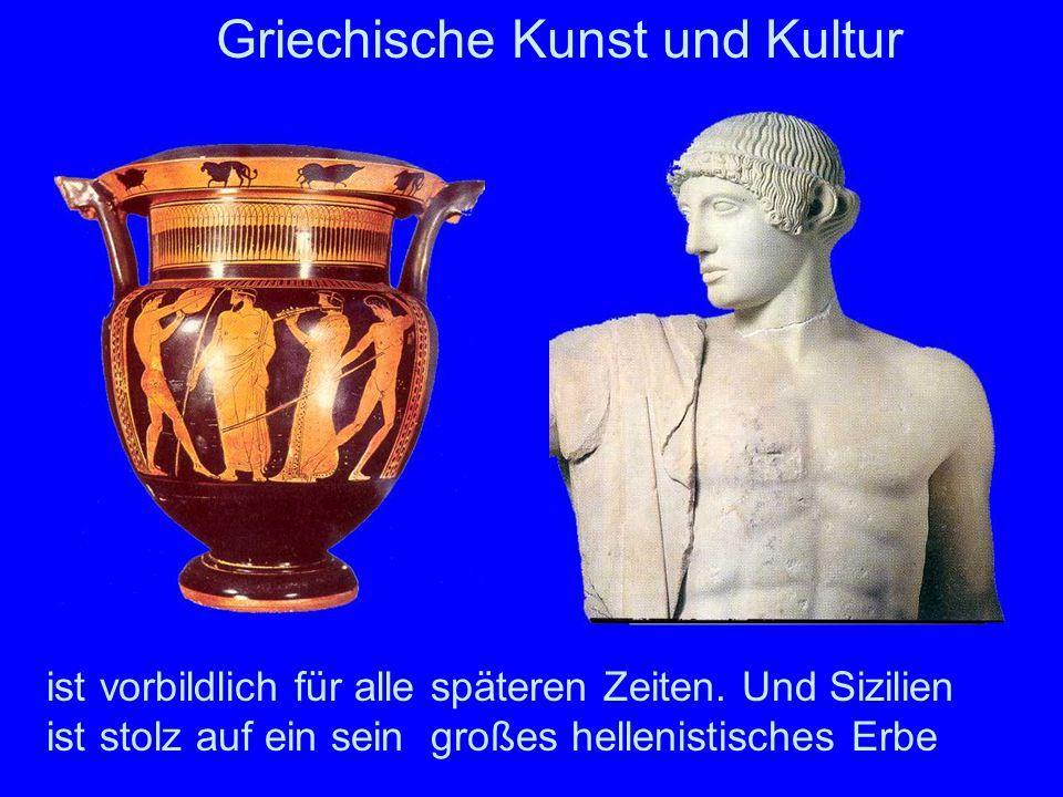 Griechische Kunst und Kultur